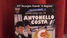 Locandina Antonello Costa