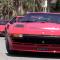 Sfilata di Ferrari nel centro storico di Marsala