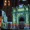 """""""Futura Marsala"""", grande successo per il videomapping a Piazza della Repubblica"""