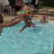 A lezione di nuoto con Onofrio e Tommaso Fiorino