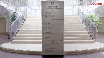 Tribunale Marsala Ingresso