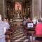 Prima celebrazione Eucaristica al Santuario Maria Santissima Addolorata di Marsala