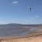 """""""La rotta dei Fenici"""", traversata in kitesurf tra Marsala e Favignana"""
