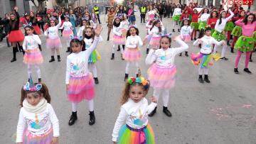 Carnevale Marsala_Sfilata