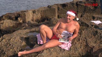 Tuffo di Natale